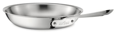 All Clad D3 Stainless 12 Fry Pan 4112