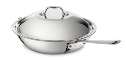 All Clad D3 Stainless 12 Chef S Pan 4412